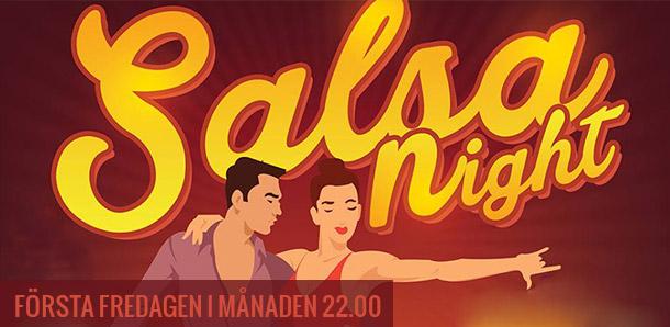 salsa night i Kungsbacka